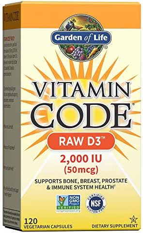 Vitamins & Supplements: Garden of Life