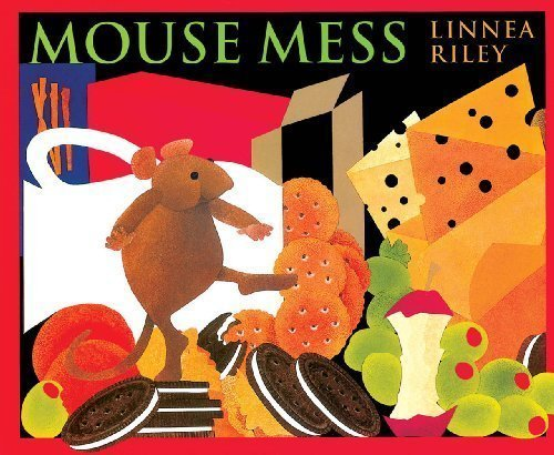 Mouse Mess by Riley, Linnea Asplind 1st (first) Edition [Hardcover(1997/10/1)]