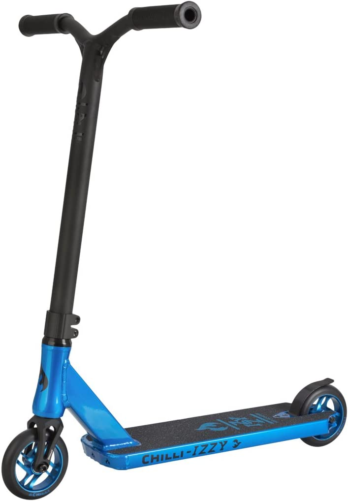 Chilli Pro Scooter Izzy Sky | Blau-Schwarzer Pro-Scooter für Junge Einsteiger & Profis kaufen