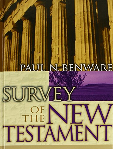 Survey Of New Testament Student Ed.