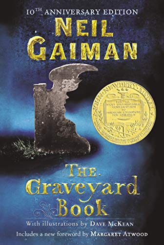 The Graveyard Book -