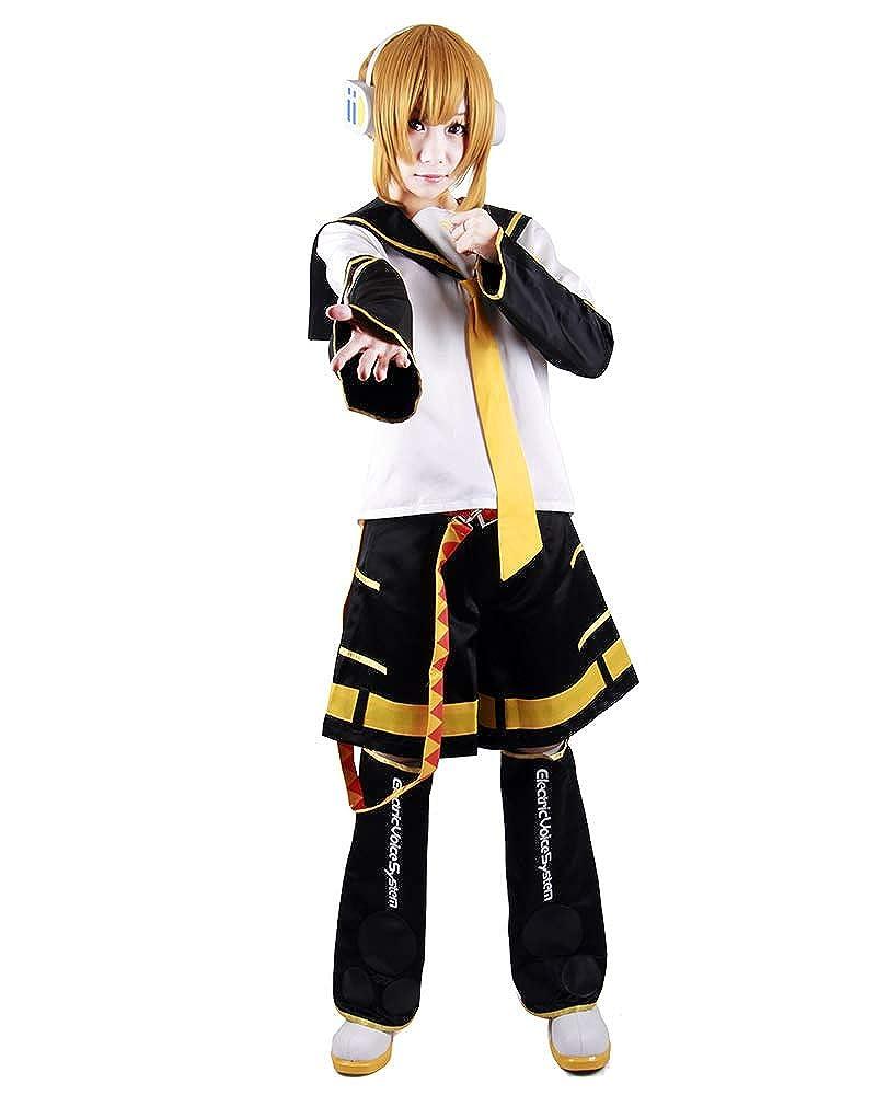 Miccostumes Mens Kagamine Len Cosplay Costume