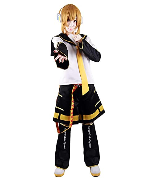 Miccostumes Mens Kagamine Len Cosplay Costume