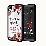 Don't be afraid. just Believe. Mark 5:36Super slim TPU bumper transparent case cover.  Side bumpers are made of shock absorbing thermoplastic polyurethane (TPU) material. Back cover is ultra-clear and made of high-grade polycarbonate (PC) pla...