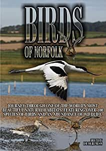 Birds Of Norfolk: A Bird Watchers Dream