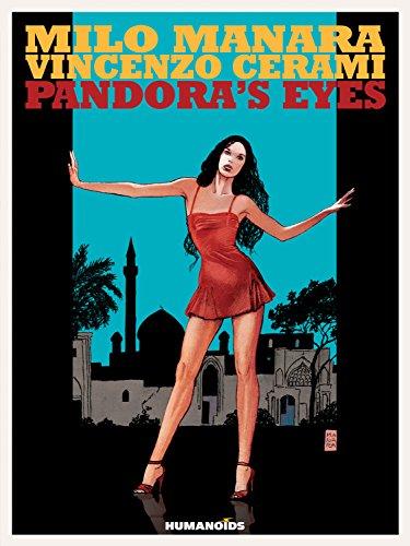 [Free] Pandora's Eyes [P.P.T]