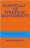 Essentials of Strategic Management: ISBN:9781520272412