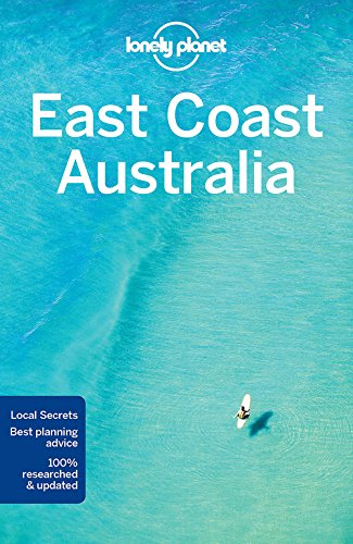 Lonely Planet East Coast Australia (Travel - Store 6 South Melbourne