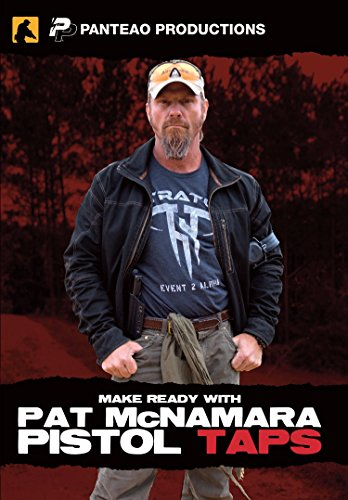 Panteao Productions: Make Ready with Pat McNamara Pistol Taps