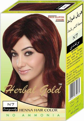 Amazon Com Organic Henna Hair Dye Color 60 Grams For Men Women