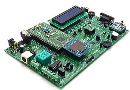 Amazon in: Buy LPC2148 ARM7 Crush - I Development Board (Model B