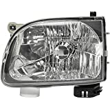 Left Driver Side Head Light Assembly for 2001-2004 Toyota Tacoma - Parts Link # TO2502136 OE # 8111004110 - Bulb is included