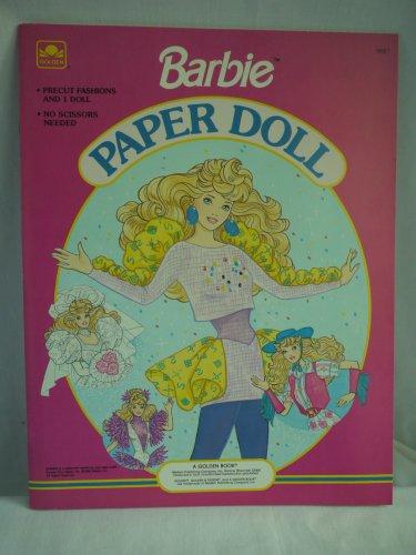 Barbie Paper Doll (1990)