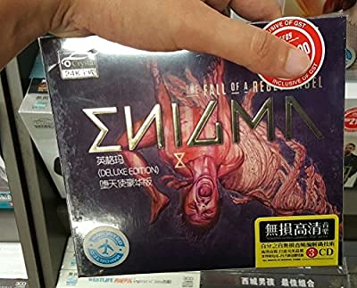 Enigma The Fall Of A Rebel Angel Deluxe 3 Discs 47 Songs Taiwan Import Original