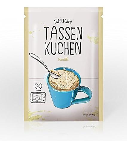 Tupfelchen Tassenkuchen 12er Pack Vanille Amazon De Lebensmittel