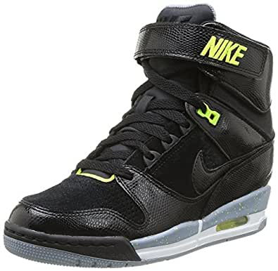 Nike WMS Air Revolution Sky Hi, Zapatillas de Baloncesto