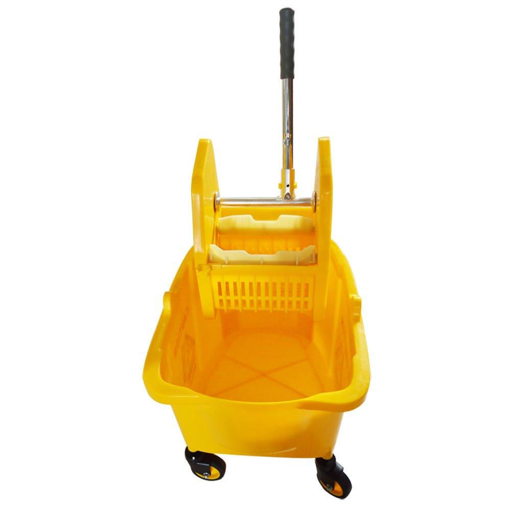 Commercial Wet Mop Bucket Wringer 32L (Item#024276)