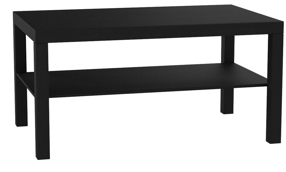 Ikea Lack Coffee Table Standard Black Brown Amazon Ca Home Kitchen [ 713 x 1185 Pixel ]