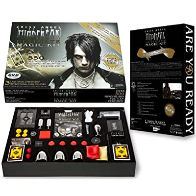 Criss Angel Ultimate Magic Kit Black: Toys & Games