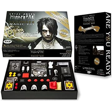 reliable Criss Angel Ultimate Magic Kit