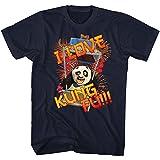 American Classics Kung Fu Panda T Shirt ILKFU Adult Short Sleeve