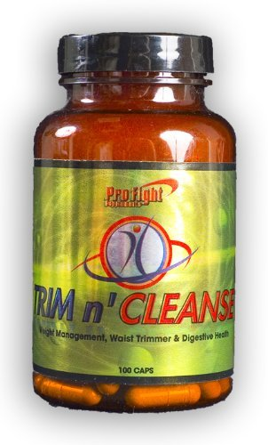 Pro Fight Cleanse Capsules Natural