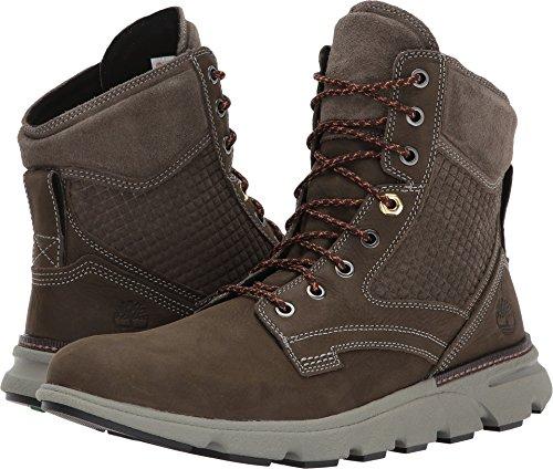 Timberland Men's Eagle Bay Boots Olive Nubuck - Shop Bay The Online