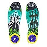 Footprint Insole Technology Kingfoam Insoles, Red Camo, Size 6/6.5