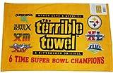 NFL Pittsburgh Steelers 6X Champ Terrible