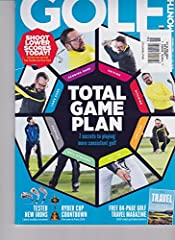 Golf Monthly Total Game Plan