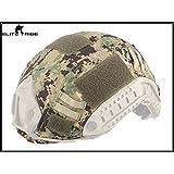 Military Tactical Paintball Helmet Cover for FAST Helmet AOR2