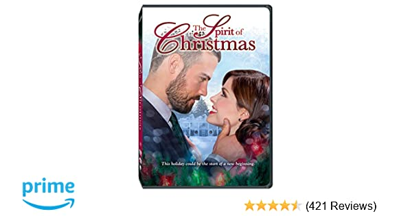 amazoncom the spirit of christmas jen lilley thomas beaudoin david jackson movies tv - 12 Dates Of Christmas Trailer