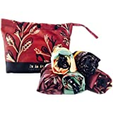 Envirosax Paleo Reusable Shopping Bags 5-pack