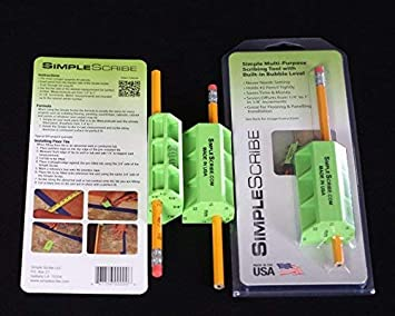 Simple Scribe Simple Scribing Tool Green