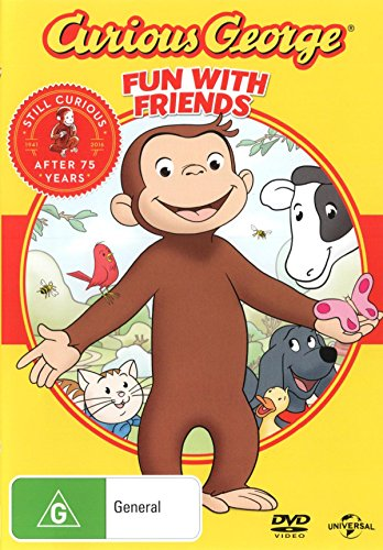 Curious George - Fun With Friends [NON-USA Format / PAL / Region 4 Import - Australia]