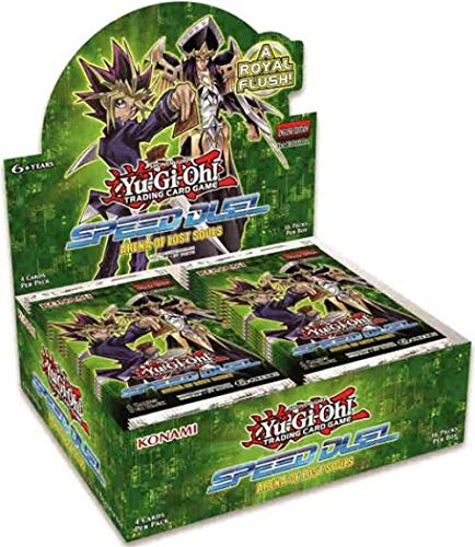 Yu-Gi-Oh! TCG: Arena of Lost Souls Booster Display (36)