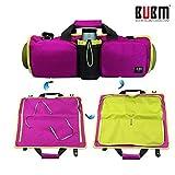 Brand-box Yoga Mat Bag Multi-Purpose Adjustable Shoulder Bag Handbag Tote Bags (Purple)