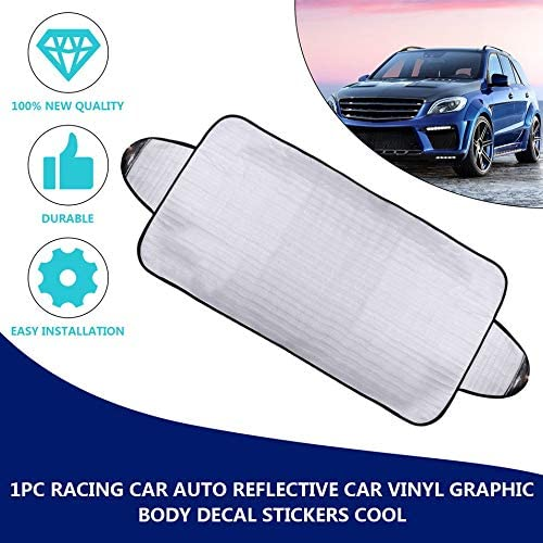 For SEAT ALHAMBRA 10-ON CAR WINDSCREEN FROST COVER ICE SNOW DUST PROTECTOR