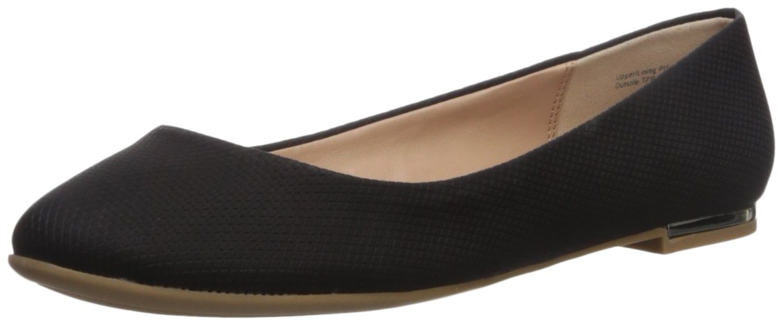 Call It Spring Women's Fibocchi Ballet Flat B06ZZD76LP 9 B(M) US|Black