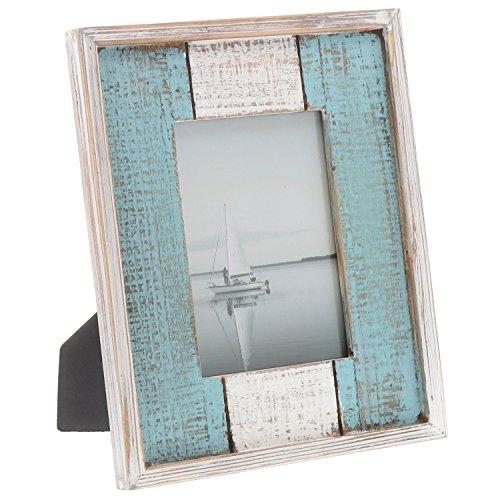 Barnyard Designs Rustic Distressed Picture Frame, 5