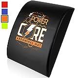 Epitomie Fitness Power Core Abdominal Exercise Mat - Orange Spark