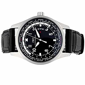 IWC Pilot automatic-self-wind mens Watch IW3262-01 (Certified Pre-owned)