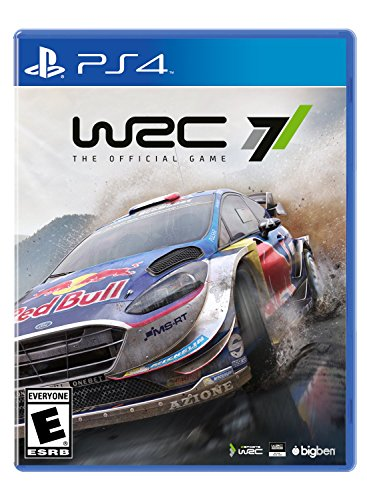 Price comparison product image WRC 7 - PlayStation 4