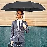 Wind-Proof-Rain-Umbrella-Outdoor-Black-Umbrella-For-Travel-Fold-Umbrella-One-Hand-Operation-Umbrella