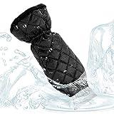 Ice Scraper Mitt for Car Window Windshield - Snow Shovel Defrost Scrapers w/Waterproof Glove