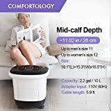 Comfortology Foot Spa Massager - Exclusive