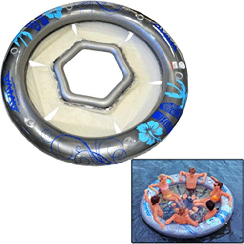 aviva-social-circle-6-person-island-style-float-1-year-direct-manufacturer-warranty