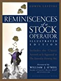 Reminiscences of a Stock Operator, Edwin Lefèvre and Marketplace Books Staff, 0471678767