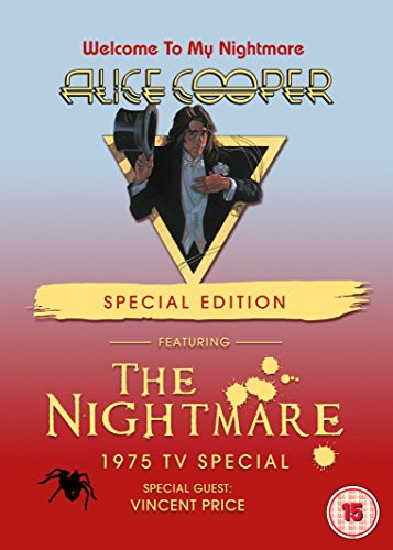 Welcome To My Nightmare Special Edition DVD by Eagle Rock Ent