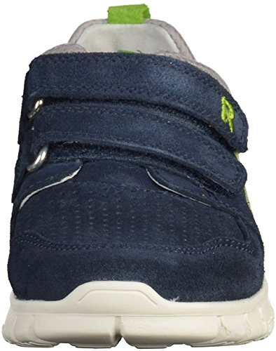 Richter Kinderschuhe Jungen Run Low-Top Blau(Dunkelblau)
